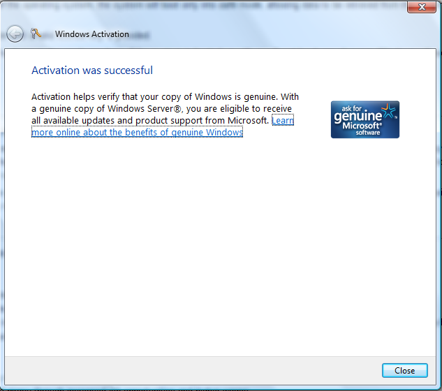 windows 7 enterprise genuine activation crack
